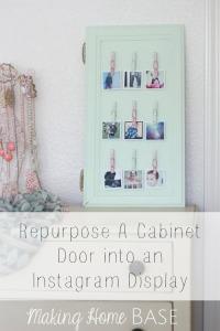 Instagram-Display-from-Cabinet-Door